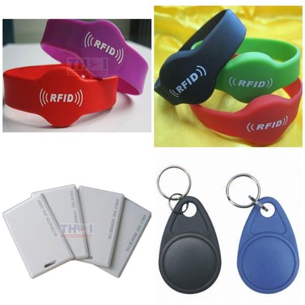 XEKA RFID Reader สำหรับ ประตูเลื่อนอัตโนมัติ