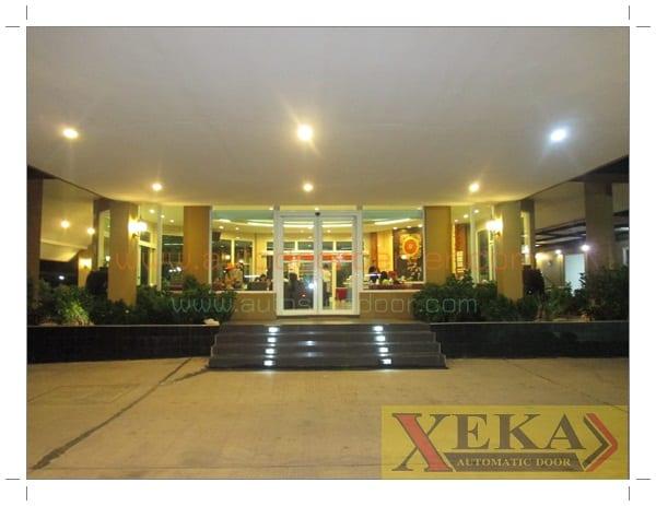 XEKA® Auto door ประตูเลื่อนอัตโนมัติคุ้มค่าให้ไว้วางใจ