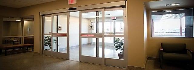 ประตูอัตโนมัติบานเลื่อน ประตูบานเลื่อนอัตโนมัติ ประตูอัตโนมัติ