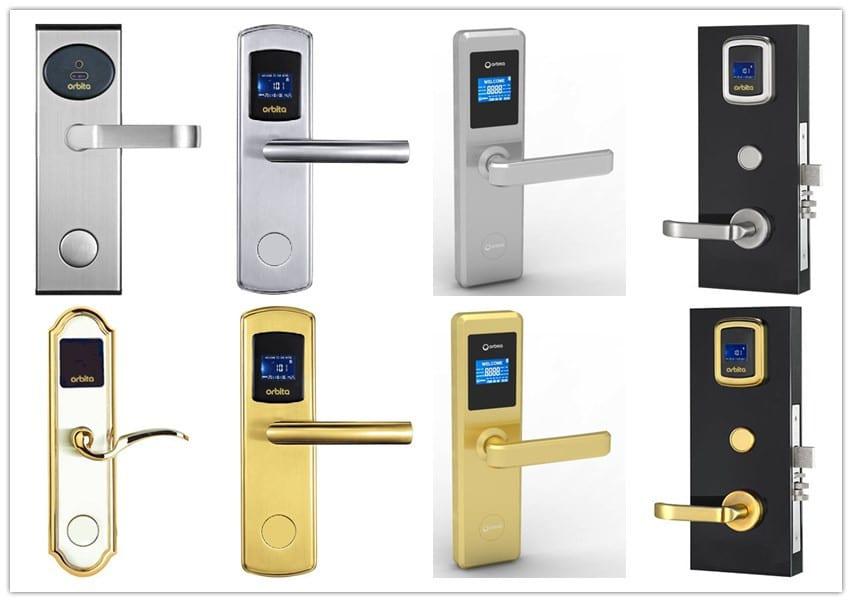 ระบบประตูคีย์การ์ดโรงแรม โรงแรม Hotel Lock System