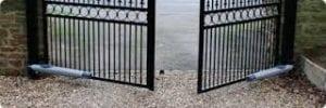 การเลือกประตูอัตโนมัติ ประตูรีโมท