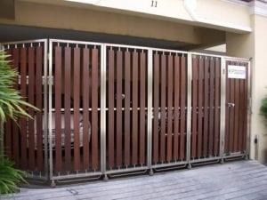 ประตูรีโมท ประตูรั้ว