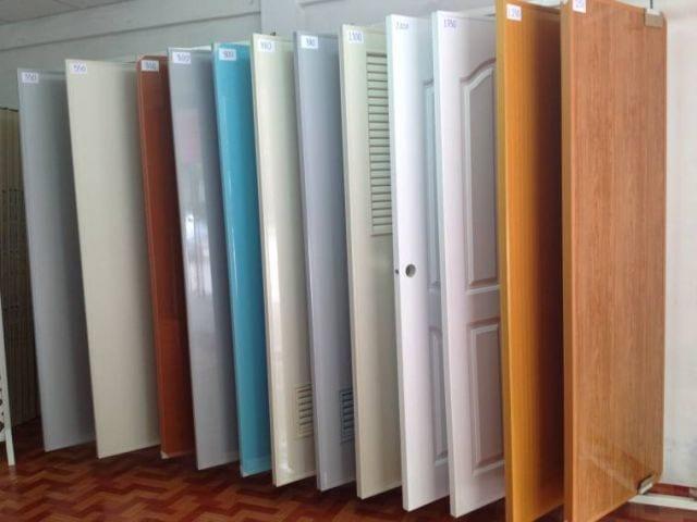 ประตูพีวีซี (PVC)