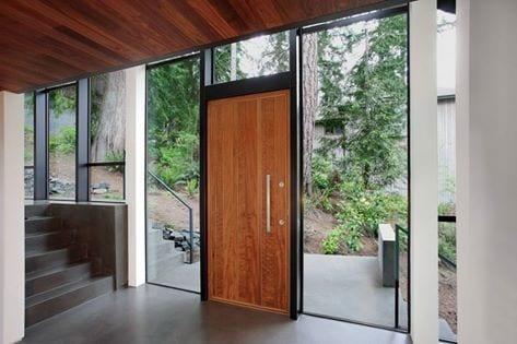 นวัตกรรมประตูบ้านแต่ละชนิด