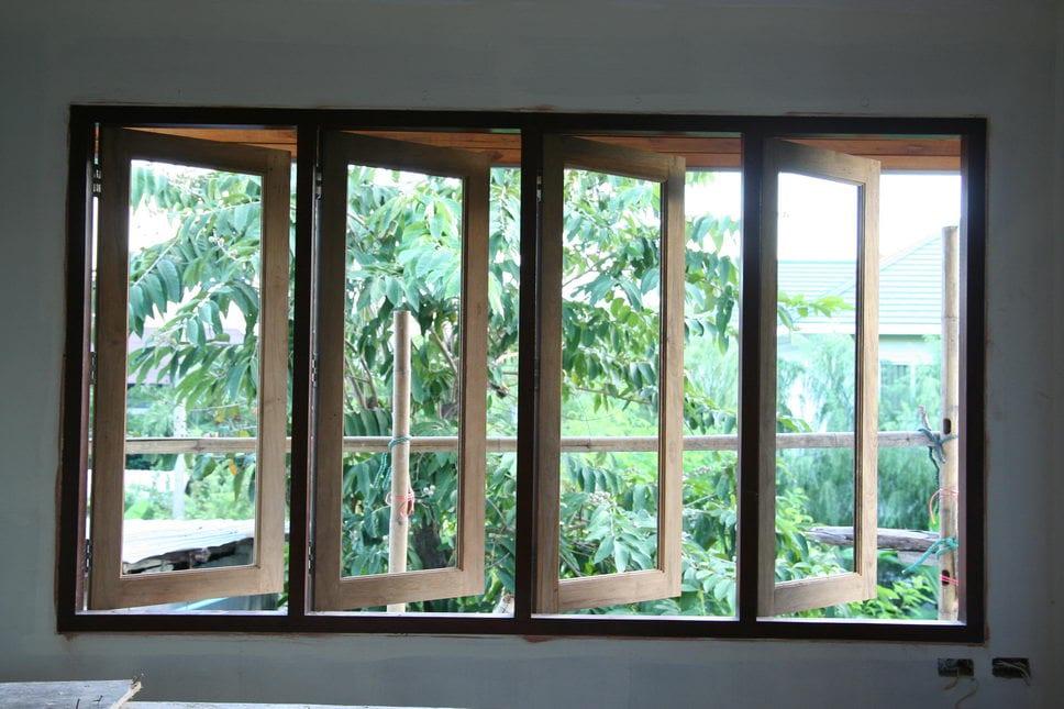 ส่วนประกอบของหน้าต่าง