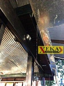 ประตูบานเลื่อนอัตโนมัติ XEKA