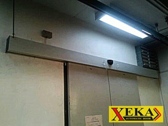ไทยมิยาโมโต้ กับประตูอัตโนมัติ XEKA