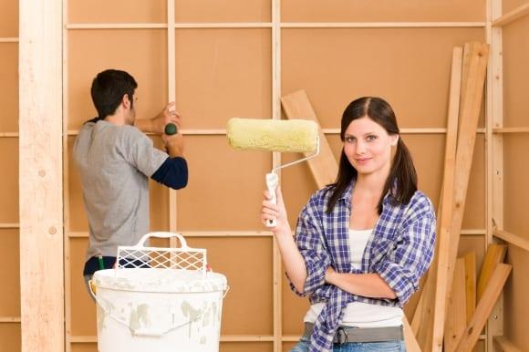 การรักษาบ้านให้แข็งแรงทนทาน