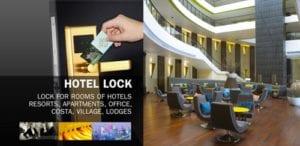 คุณสมบัติของ Hotel Lock System ประตูคีย์การ์ดโรงแรม