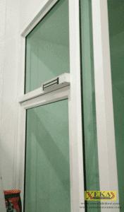 กลอนแม่เหล็กไฟฟ้า สำหรับประตูล๊อคไฟฟ้า ประตูร้านทอง ประตูคีย์การ์ดบริษัท ซิกน่าเมต้า จำกัด