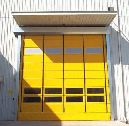 ประม้วนอัตโนมัติ High speed stacking door