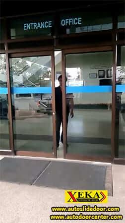 ระบบประตูเลื่อนอัตโนมัติ