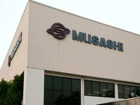 บริษัท มูซาชิ ออโตพาร์ท จำกัด ติดตั้ง ระบบประตูเลื่อนอัตโนมัติ ( Auto Slide Door )
