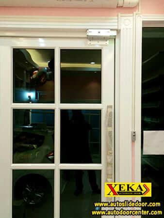 ประตูกลอนแม่เหล็กไฟฟ้า