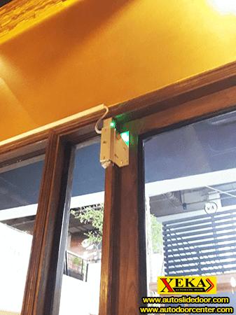 ประตูอัตโนมัติ Magnetic Lock